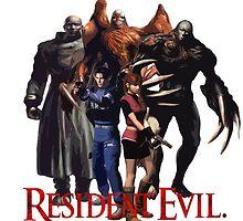 Resident Evil 2 by RedDeadMiller