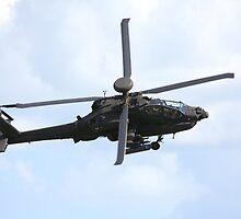 AH 64 Apache by PhilEAF92