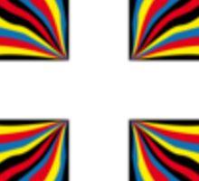Fahne Schweizergarde Frankreich Sticker