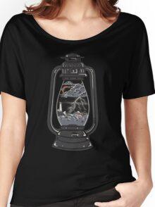 Storm Lantern... Women's Relaxed Fit T-Shirt