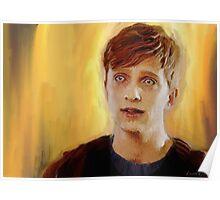 Kieren Walker Zombie Boyfriend Poster