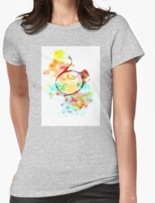 cool sketch 74 Womens Fitted T-Shirt