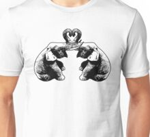 Elephants Love Unisex T-Shirt