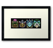 You've met with a terrible fate, haven't you? Framed Print