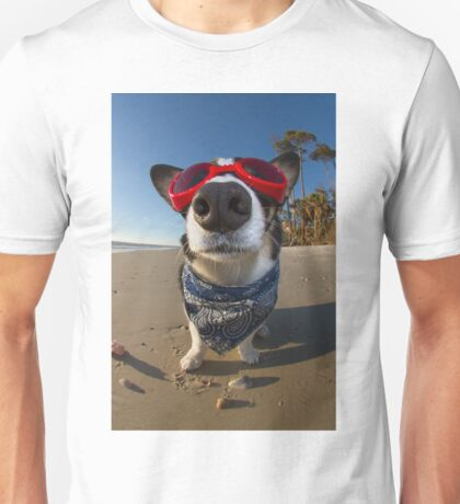 Love Goggles Unisex T-Shirt