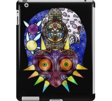 Majora's Mask Stained Glass iPad Case/Skin