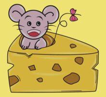 I Love Your Cheese Kids Tee