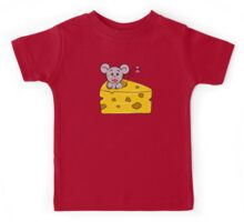 I Love Your Cheese Kids Tee