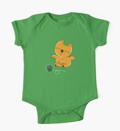Baby Kitty Chan One Piece - Short Sleeve