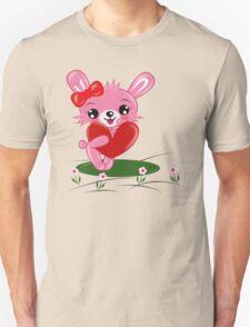 Bunny Love Unisex T-Shirt
