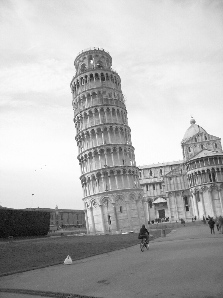 Leaning Tower by Robert Brown