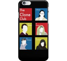 The Clone Club iPhone Case/Skin