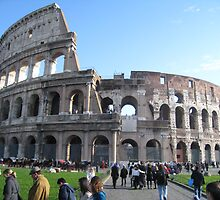 Colosseum  by Robert Brown