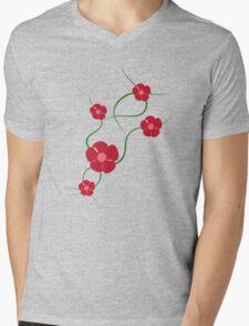 Sweet Wiggle Mens V-Neck T-Shirt