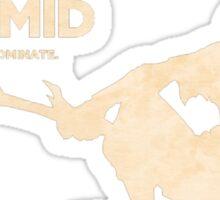 Yasuo - The Solo Mid Sticker