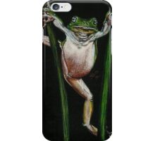 Just Chillin' iPhone Case/Skin