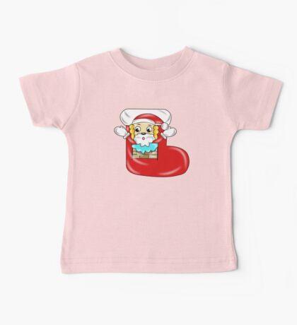 Merry Christmas Baby Tee