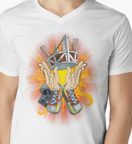 It's a Style.Orange/a bit o lime T-Shirt