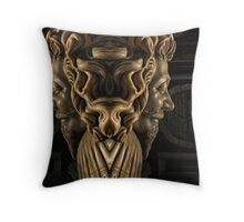 Alabasteretsabala Throw Pillow