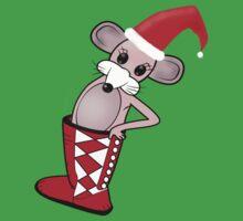 Happy Holidays Kids Tee