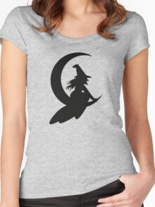 Witch Wishes Women's Fitted Scoop T-Shirt