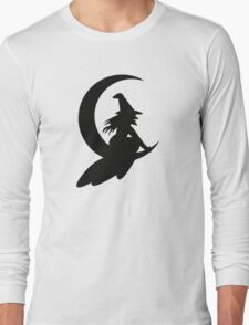 Witch Wishes Long Sleeve T-Shirt