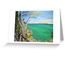 Noosa National Park Greeting Card