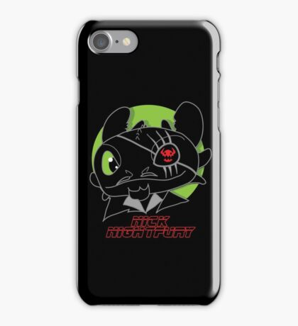 Nick Night Fury iPhone Case/Skin