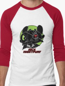 Nick Night Fury Men's Baseball ¾ T-Shirt