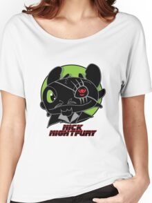 Nick Night Fury Women's Relaxed Fit T-Shirt