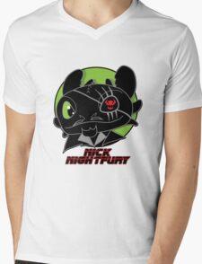 Nick Night Fury Mens V-Neck T-Shirt