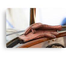 Driver's Gloves Canvas Print