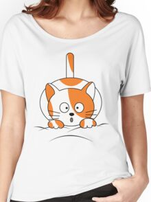 Who, me!? Women's Relaxed Fit T-Shirt