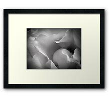 Gently Enfolding Framed Print
