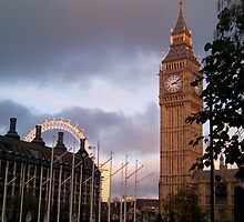 Big Ben London by franceslewis