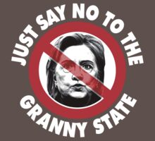 Just Say No Granny State by AmericanVenom