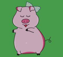 Piggy Pink Kids Clothes