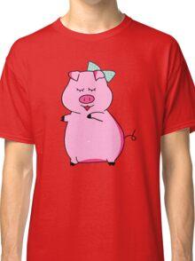 Piggy Pink Classic T-Shirt