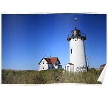 Race Point Light. Poster