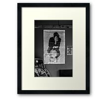 Music Corner Framed Print
