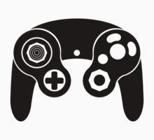 Nintendo GameCube Black Kids Clothes
