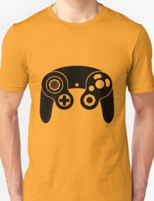 Nintendo GameCube Black T-Shirt