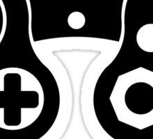 Nintendo GameCube Black Sticker