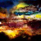 Abstract...Midnight on Egdon Heath by © Janis Zroback