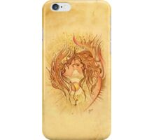 """""""Intimacy"""" from """"Love Angels"""" series iPhone Case/Skin"""