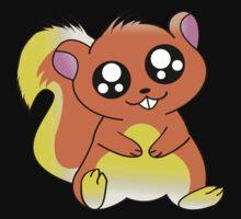 Squirrel Chan Kids Tee