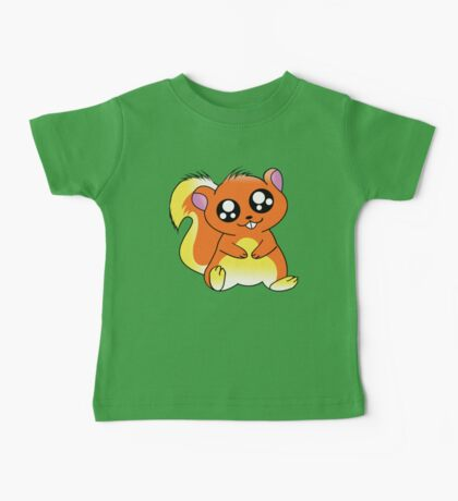 Squirrel Chan Baby Tee