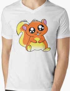Squirrel Chan Mens V-Neck T-Shirt