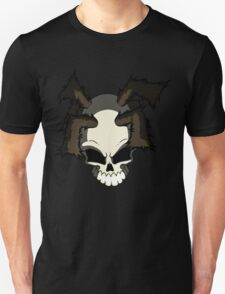 Graff Skull Unisex T-Shirt