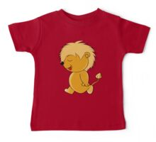 Lion Baby Baby Tee